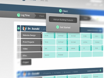 Ui Design Task Management