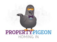 Property Pigeon Branding