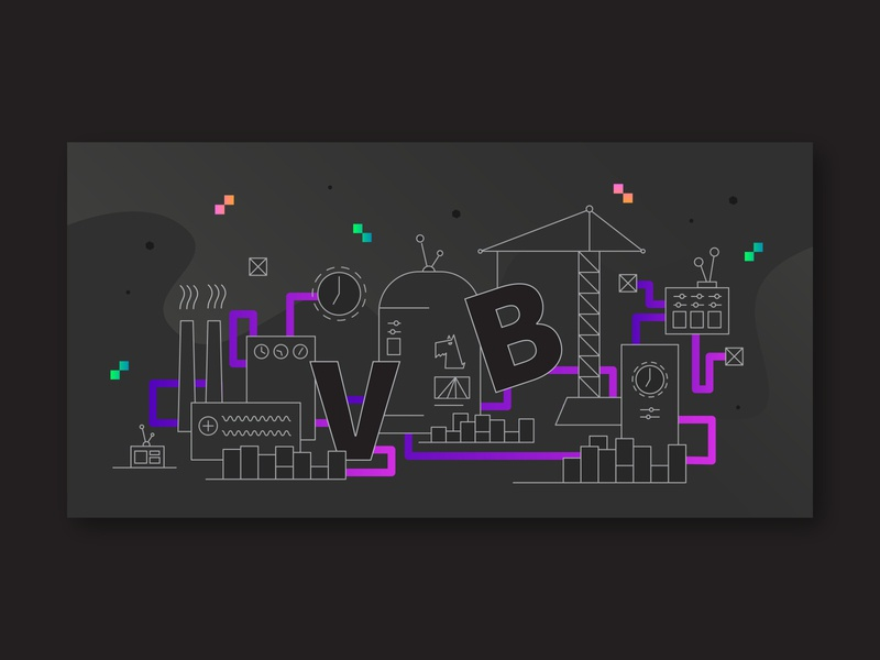 Venture Builder venture builder venture blog post illustration art illustration