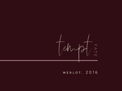 Wine branding and design
