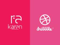 Karan is now in dribbble