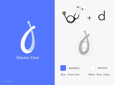 Logo design - Doctor Care