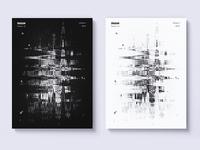 "Posters Practice 01 - ""dream"""