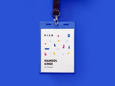 PIXO ID Card