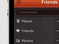 Stitched app for iphone