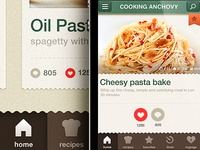 Anchovy cooking Recipe for iphone