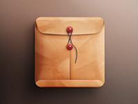 Envelope IOS icon