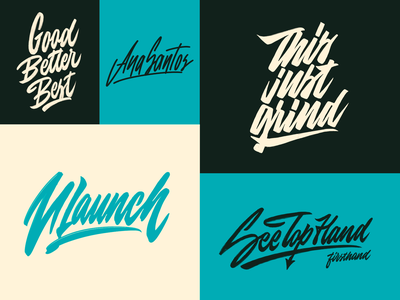 Lettering Logo Sketches Collection typography typo type streetwear sketches script packaging mark logotype logo lettering identity hand lettering free font fashion design clothing calligraphy branding