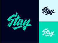 Stay - Logo for Clothing Brand