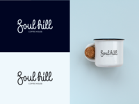 Soul Hill - Logo for Coffee House