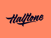 Halftone - Logo for Design Studio