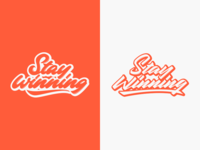 Stay Winning - Logo for Clothing Brand