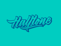 Halftone - Logo for Design Studio