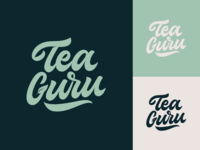 Tea Guru - Logo for Tea Brand