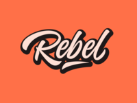 Rebel - Personal Logo