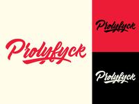 Prolyfyck - Logo for Clothing Brand