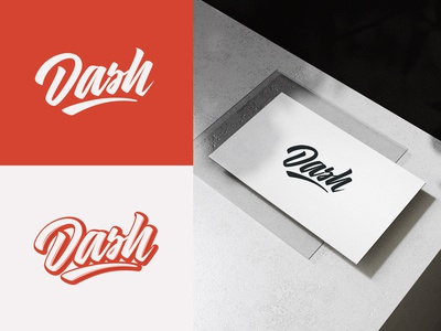 Dash - Full Logo Project for Dash Creative Strategy