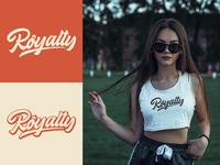 Royalty - Full Logo for Clothing Brand