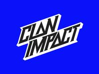 Clan Impact - Logo for E-Sports Organization