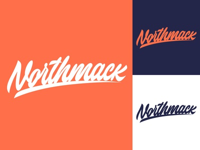 Northmack - Logo for Swim Team from New York