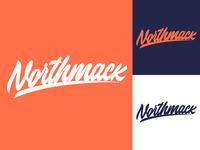 Northmack - Logo for Swim Team from New York