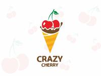 Crazy Cherry logo