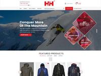 Ecommerce Website Sample Desing