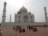 Taj Mahal One of the Wonder :)