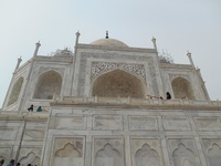 Wonder The Taj Mahal