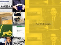 Portfolio Overhaul of kyle-wyatt.com