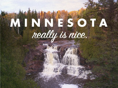 Mn Dribble mn minnesota awesome state postcard meme truth