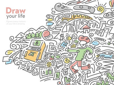 Draw your life