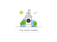 Petrovaradin Fortress - Clock Tower