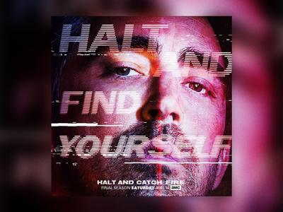 AMC | Halt and Catch Fire | Social Media