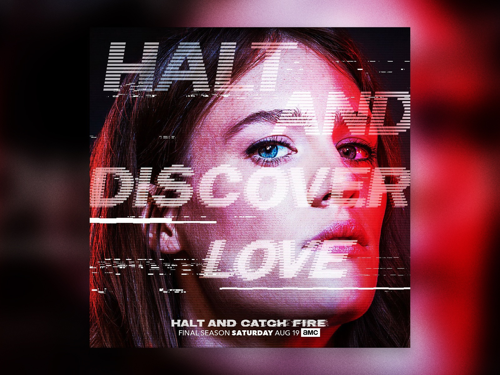 AMC | Halt and Catch Fire | Social Media