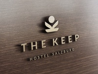 The Keep Hostel Logo