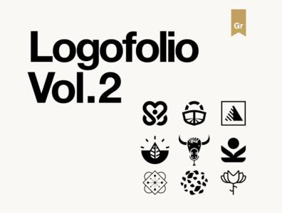 Logofolio Behance Feature logo collection symbol icon brand identity design logo identity icon logo icon graphic  design logo mark logo identity logo icon design logo design