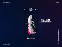 E-commerce website ui animation