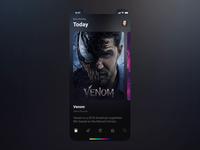 Cinema App Concept