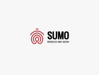 Sumo noodles logo