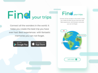 Day 25 - Find ( your trips) app