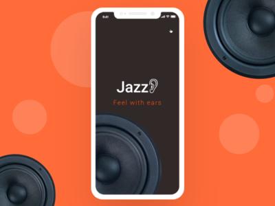 #Day1 XDCreativechallenge Wireless Speaker App
