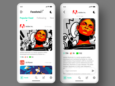 Feedster App