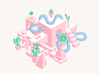 Isometric dream