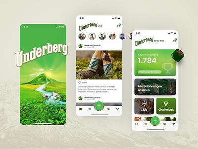 App Design Concept app design ui design