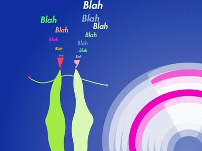 Have you heard about Blah Blah Blah Day?