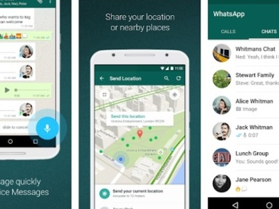Download WhatsApp 2019 New Version android apk whatsapp download
