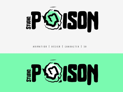 Studio. Poison | Logo Design