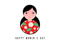 Women's Day- 8th March