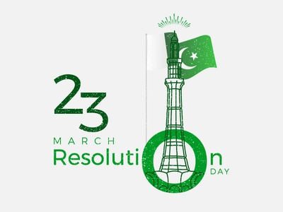 23rd March, Resolution Day